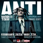 Win Tickets to see RIHANNA