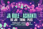 Ashanti and Jah Rule