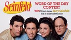 Seinfeld Word of the Day Contest