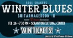 Guitarmageddon III at the Scranton Cultural Center