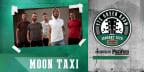 Moon Taxi Green Room