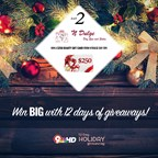 12 Day Holiday Giveaway: Day 2