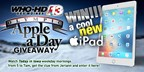 Channel 13's Olympic Apple A Day Giveaway