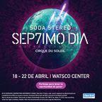 EN - SODA STEREO- SEPTIMO DIA Contest