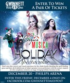 Win tickets to Cirque Musica
