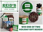Reid's Fine Foods Christmas Gift Box Giveaway