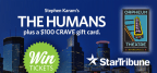The Humans Ticket Sweepstakes