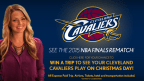 Halleen KIA Christmas with the Cavs