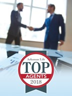 Arkansas Life Top Agents 2018