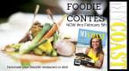MyCoast Foodie Survey 2018