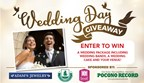 Wedding Day Giveaway