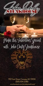 Valentine's Day Promo: John Daly Steakhouse