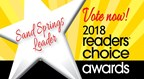 Sand Springs Readers' Choice 2018