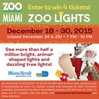 MH-Zoo Miami Zoo Lights Contest