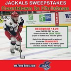 December Jackals Sweepstakes