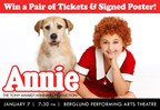 Win a Pair of Tickets to Annie - Broadway in Roanoke!