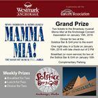 Mama Mia! Contest