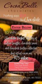 Valentines Day Promo: Cocoa Belle