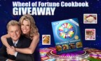 Wheel of Fortune Cookbook Giveaway
