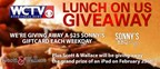 Scott & Wallace Lunch on Us Giveaway