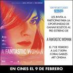 ENH - A FANTASTIC WOMAN Screening