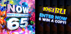 WIN A COPY OF NOW THAT�S WHAT I CALL MUSIC 65!