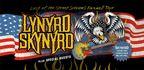 Win FOUR tickets to Lynyrd Skynyrd