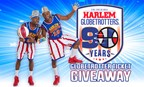 Globetrotter Ticket Giveaway