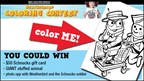 Post-Dispatch Weatherbird Coloring Contest | sponsored by Schnucks