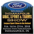 2018 Indianapolis Boat, Sport & Travel Show