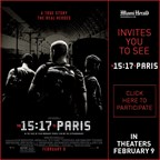 MH - 1517 TO PARIS Screening