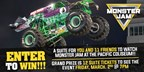 ABB,AHO,CPL,HSL,LAT,MRN,SUL - Monster Jam Contest
