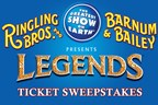 Ringling Bros Barnum Bailey Circus Legends