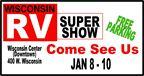 Wisconsin RV Super Show Tickets