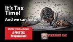 Tax Prep Sweepstakes