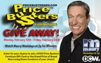 Maury / Price Busters Furniture Give Away!