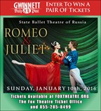 Win Romeo & Juliet Tickets