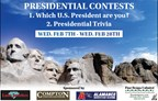 Presidential Trivia Contests