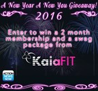 A New Year A New You Giveaway