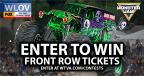 2018 WLOV Monster Jam Giveaway