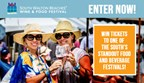 South Walton Beaches Wine and Food Festival Sweepstakes