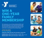 Win a 1-Year Family Membership to the YMCA