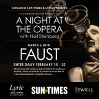 A Night at the Opera with Neil Steinberg