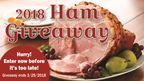 Ham Giveaway
