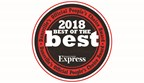 2018 Genesee Country Express Readers Choice Awards