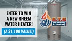 ETG Water Heater Giveaway