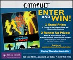 Win a prize package to see Catapult at the Rialto Theater