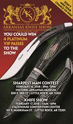 The Arkansas Knife Show