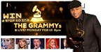 Win a trip to the 2018 Grammy Awards in LA