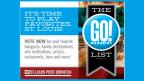 Go! List Mock: Voting period